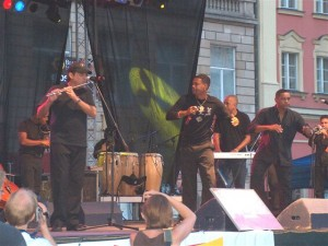 koncert Manolito Simonet
