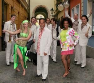 nowy wrocławsko kubański skład Salsa Tropical